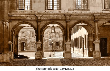Peterhouse College, University of Cambridge, United Kingdom