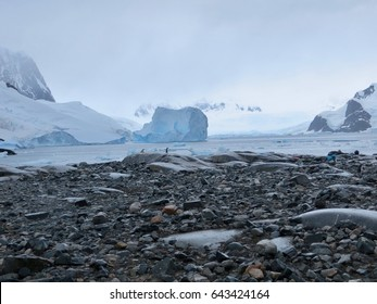 Petermann Island Antarctic Peninsula