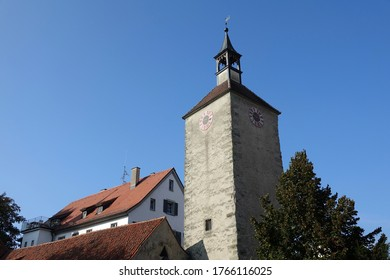 Peterskirche in Lindau in Lake Constance