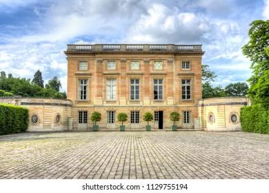 Petit Trianon in Versailles, Paris, France