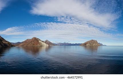 Petra Bay, Russian Far East