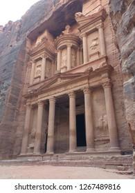 Petra city, Jordan
