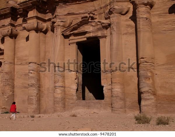 Petra Doorway