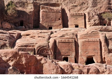 Petra - historical and archaeological city in southern Jordan