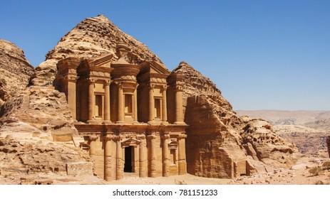 Petra Temple image