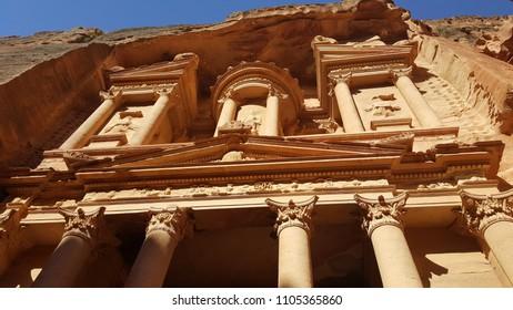 Petra's Palace Tomb