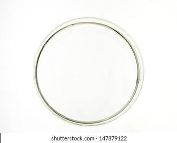 Petri dish empty