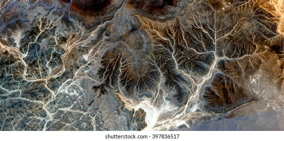 Petrified forest in autumn,abstract photography of the deserts of Africa from the air, bird's eye view, abstract expressionism, contemporary art, optical illusions,