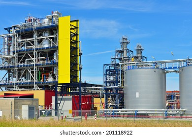 petrochemical industry in the netherlands