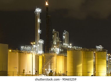 Petrochemical-tanks