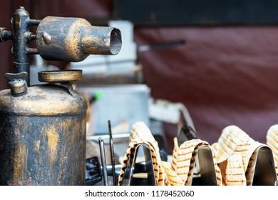 Petrol old Blowtorch