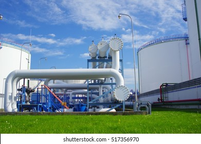 Petroleum products reservoirs