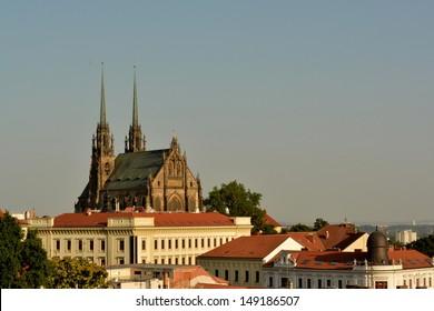 Petrov, Brno