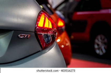 Peugeot stop light
