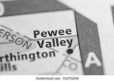 Pewee Valley. Kentucky. USA