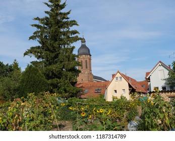 The Pfalz in germany