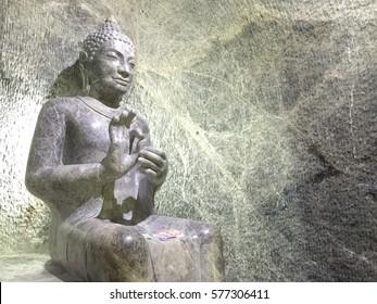 Pha Puttha Maha Kantha Rach, Granite stone Buddha