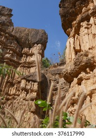 """Pha-Chor"" Thailand Canyon-like place"
