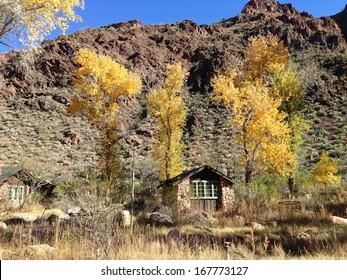 Phantom Ranch in Grand Canyon National Park in Arizona