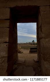 pharaonic Gate of Luxor Temple