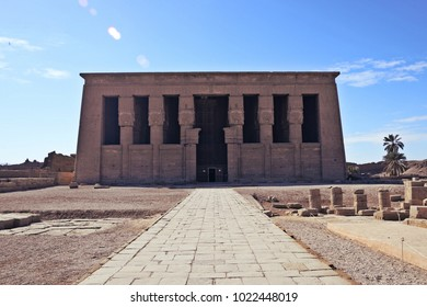 Pharaonic temple of Habu