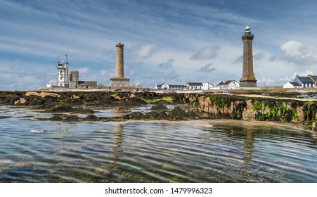 The Phare d'Eckmühl, also known as Point Penmarc'h Light or Saint-Pierre Light, is an active lighthouse in Penmarc'h – Le Finistère, Brittany, France.