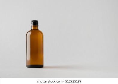 Pharmaceutical Bottle Mock-Up