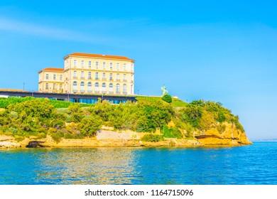 Pharo palace at Marseille, France