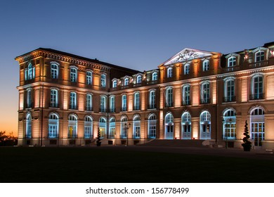 The Pharo palace in Marseille, France.