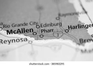 Pharr. Texas. USA
