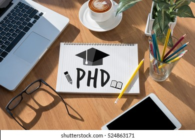 Phd dissertation training development