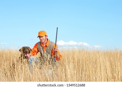 A pheasant, chukar, partridge, grouse, dove or quail hunter.