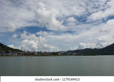 Phew Lake Pokhara, Nepal