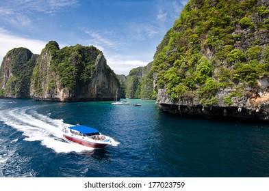 Phi Phi Island ,Phuket,Thailand