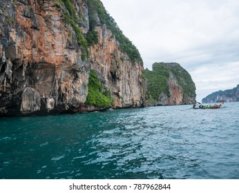 Phi Phi National Park, Krabi, Thailand