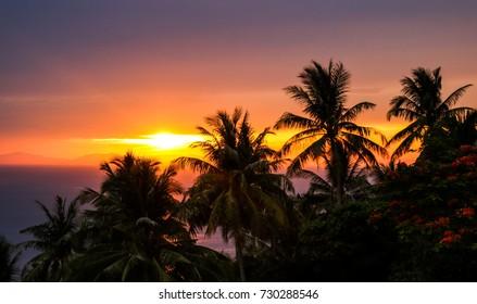 Phi Phi Sunset - Thailand
