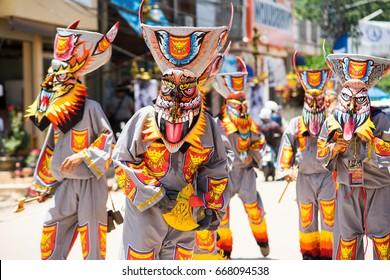 Phi Ta Khon Tradition