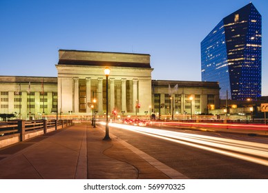 Philadelphia 30th Street Station