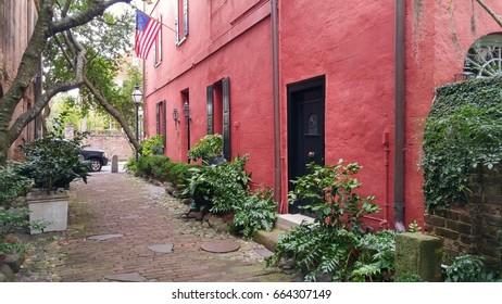 Philadelphia Alley, Charleston SC