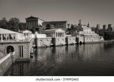 Philadelphia Fairmount Water Works