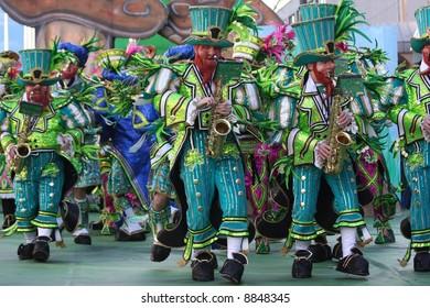 Philadelphia Mummers Parade 2008