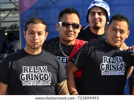mexican american men