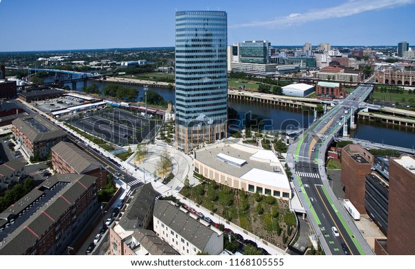 Philadelphia Pa Usa 08262017 Roberts Center Stock Photo