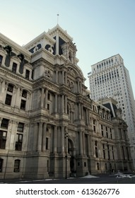 Philadelphia, Pennsylvania - March 23, 2017 [Philadelphia City Hall]