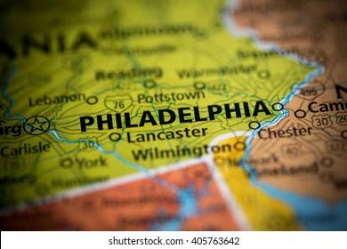 Philadelphia. Pennsylvania. USA