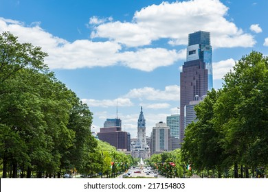 Philadelphia skyline - Pennsylvania - USA
