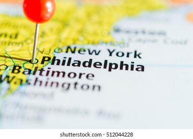 Philadelphia, USA.