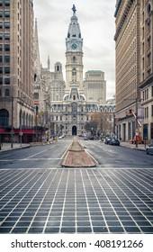 Philadelphia's historic City Hall building