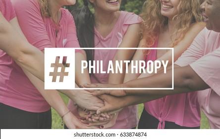 Philanthropy Charity Volunteer Support