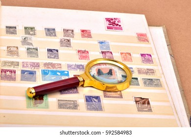 Philately, stamps